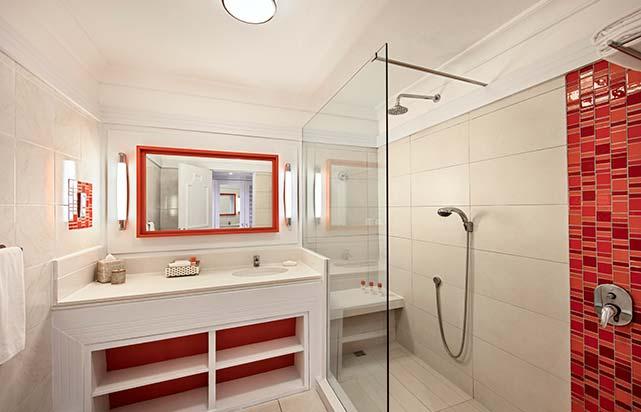 Deluxe Sea Facing - Bathroom