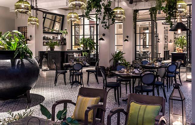 Sera Restaurant - Interior