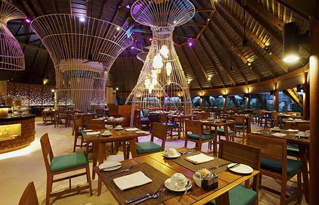Restaurant - Oceans