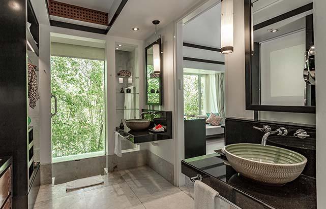 Ocean View Pool Villa - Bathroom