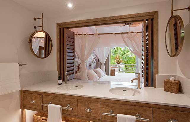 Premium Deluxe - Bathroom Area