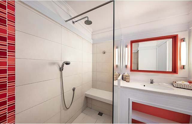 Superior Garden - Bathroom