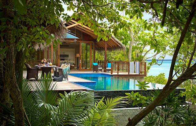 Tree House Ocean View Villa