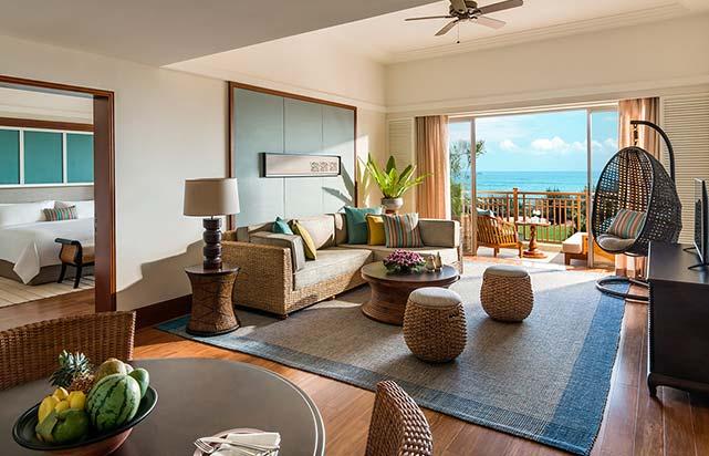 Premier Suite Lounge