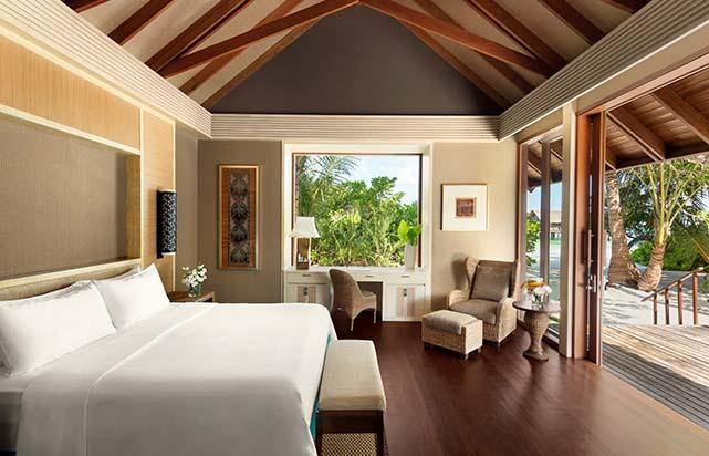 Two Bedroom Beach Villa - King