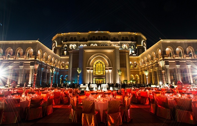 Palace Terrace