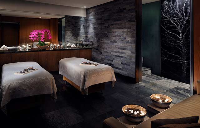 Spa treatment Room for Couple