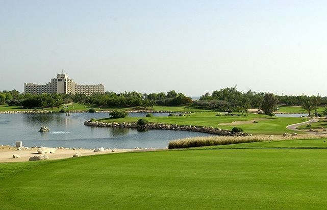 Resort Course Hole