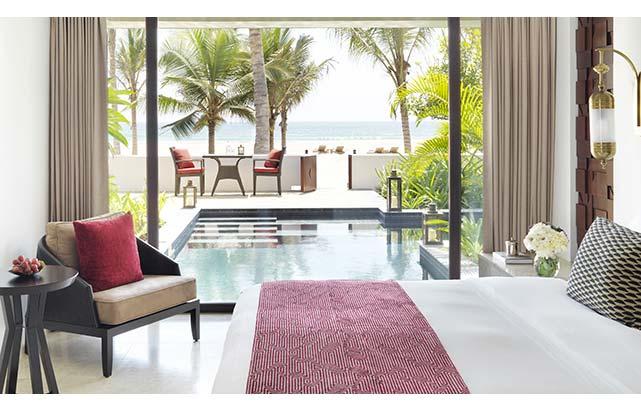 Beach View Pool Villa