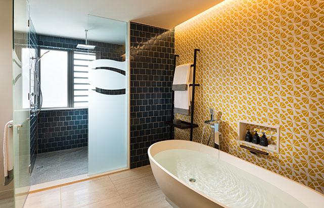 Garden View Suite - Bathroom