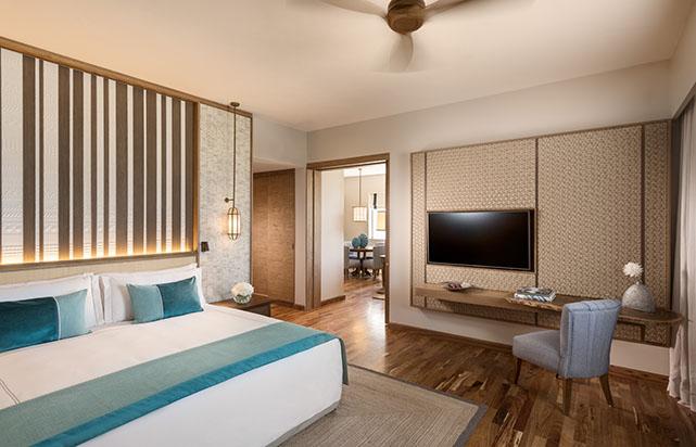 Ocean View Suite - Bedroom