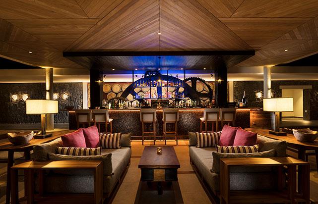Karokan Bar - Evening
