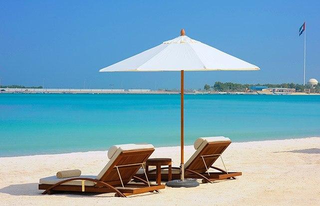 Beach Club Sun Bed
