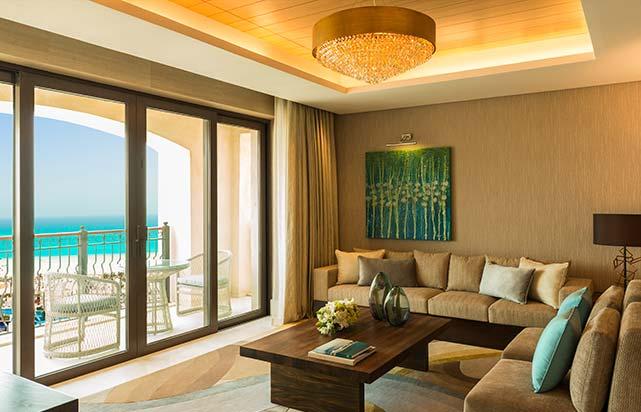 Royal Suite - Living Room