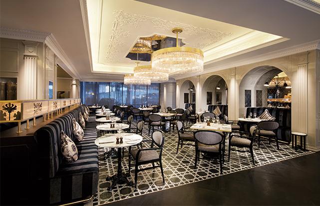 Brasserie Anglique Restaurant