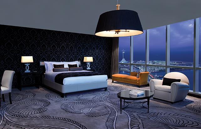 Royal Etihad Suite Bedroom