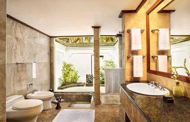 Lanai Bathroom