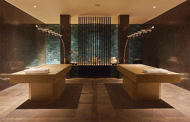 Spa Alila Vichy Shower