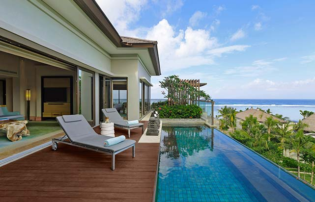 Sky Villa with Private Pool (Two Bedroom)
