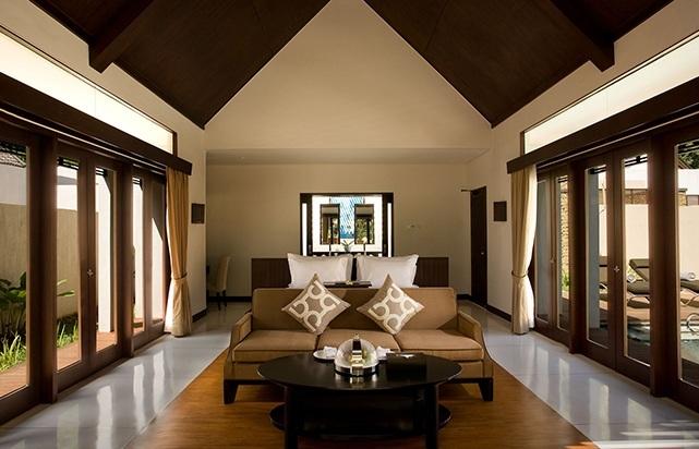 Hillside Villa Interior
