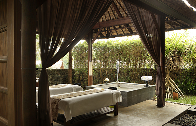 Spa Alila Treatment Villa
