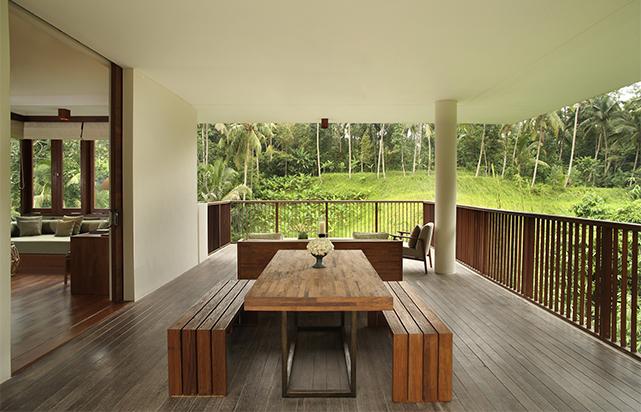 Terrace Tree Villa Terrace