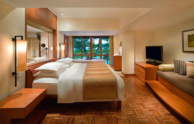 Villa Belibis Master Bedroom