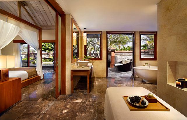 Villa Beratan Master Bedroom