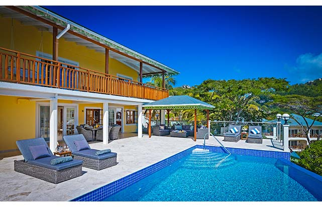 Estate Villa Pool