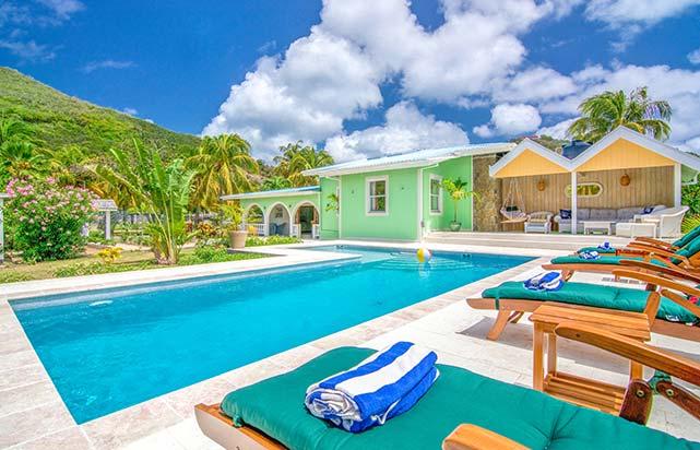 Palm Villa - Exterior