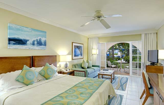1 Bedroom Suite Garden View