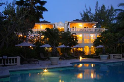 Coral Reef Club - Pool & Antilles House