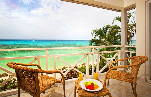 One Bedroom Ocean View Room