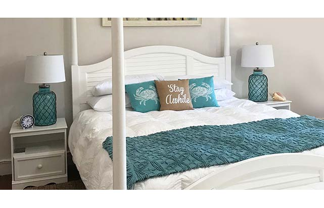 Luxury suite - Island Room
