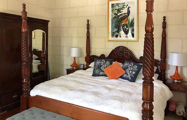Luxury suite - Peacock Room