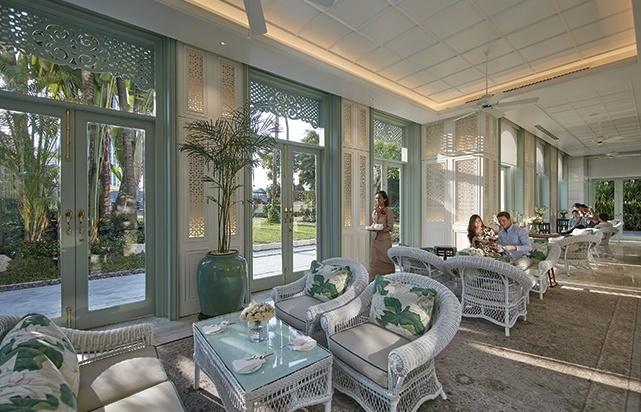 Fine Dining Josef Conrad Terrace