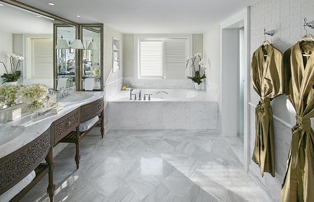 Suite Garden Bathroom