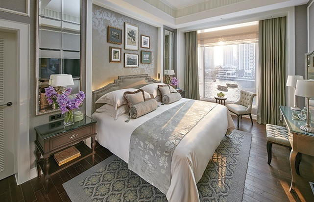 Suite Garden Bedroom