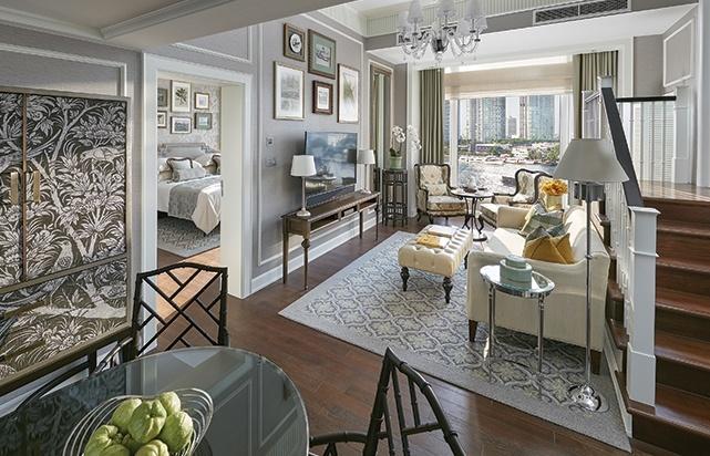 Suite Garden Living Room