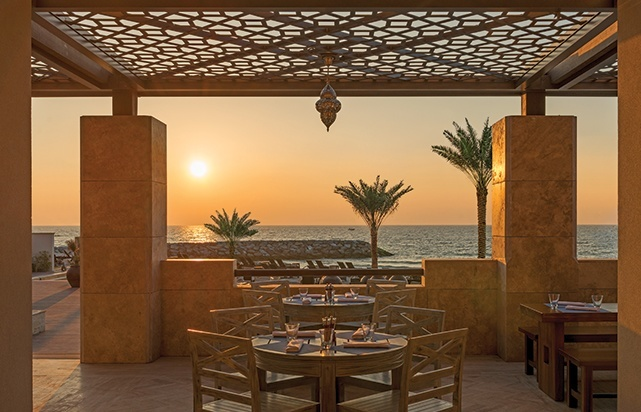 Bab Al Bahr Sunset