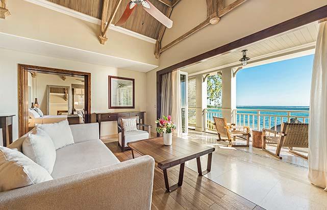 Beachfront Luxury Suite