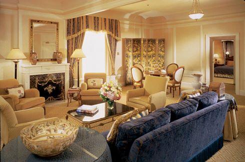 Cambridge Suite Living Room
