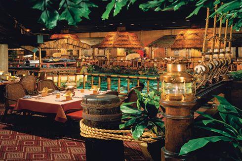 The Tonga Restaurant