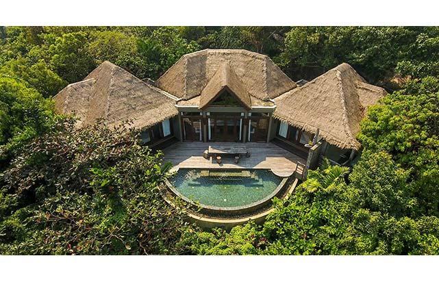 Two Bedroom Jungle Villa