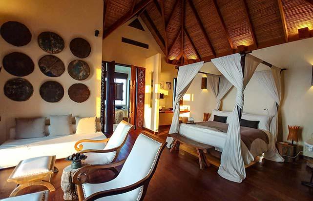 Royal Villa - Interior