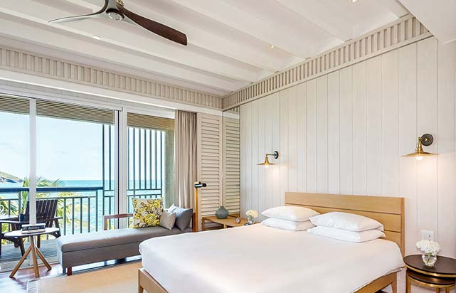 Sea View King Room