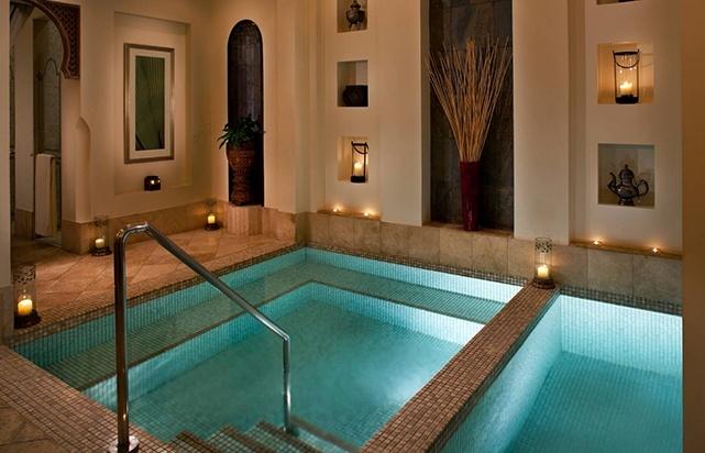 Spa Plunge Pool
