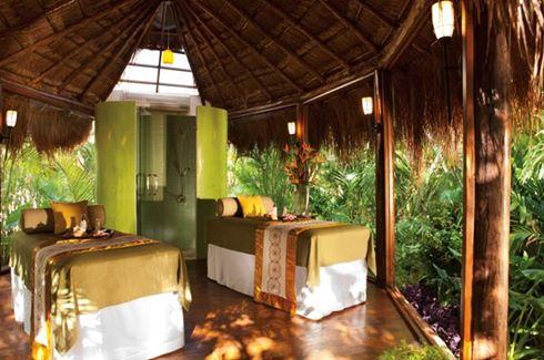 Jungle Spa Cabin
