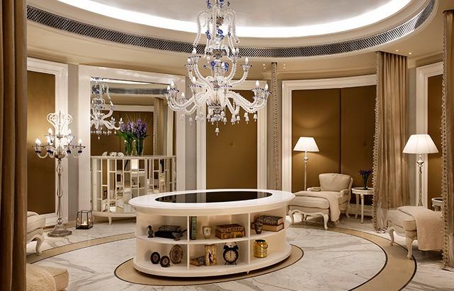 Iridium Room Ladies Relaxation Lounge