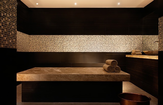 Iridium Spa Hammam Room